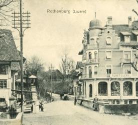 Artikel der Luzerner Zeitung über das Gebäude Kraftberg
