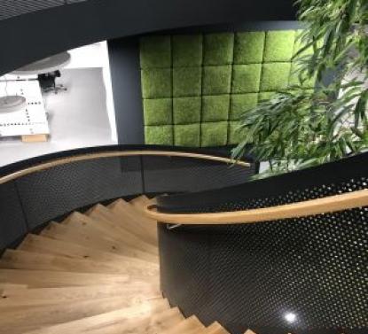 Bürolandschaft in Merenschwand