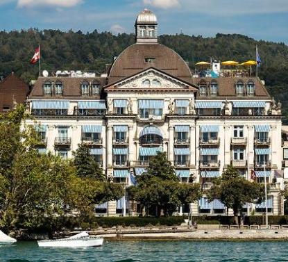 Hotel Eden au Lac, Zürich