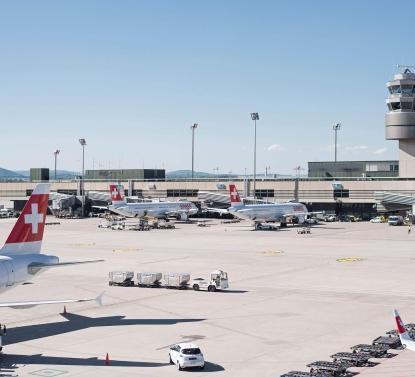 Flughafen, Zürich