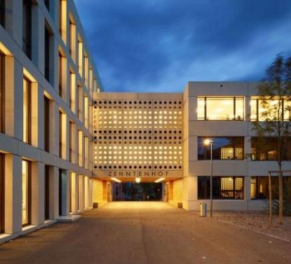Schulhaus Zentenhof in Wettingen