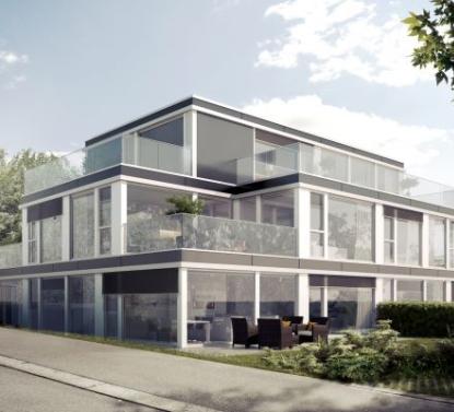 Mehrfamilienhaus Breitackerstrasse in Zollikon