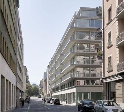 Zürich Versicherung, Luzern