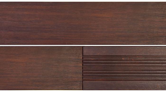 Bambus Terrassendiele breite 155